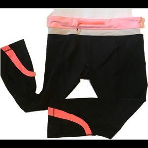 Lululemon Athletica leggings running